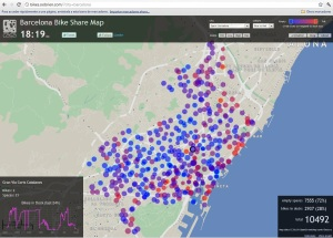 Bike Share Map