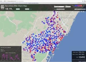 Bike Share Map